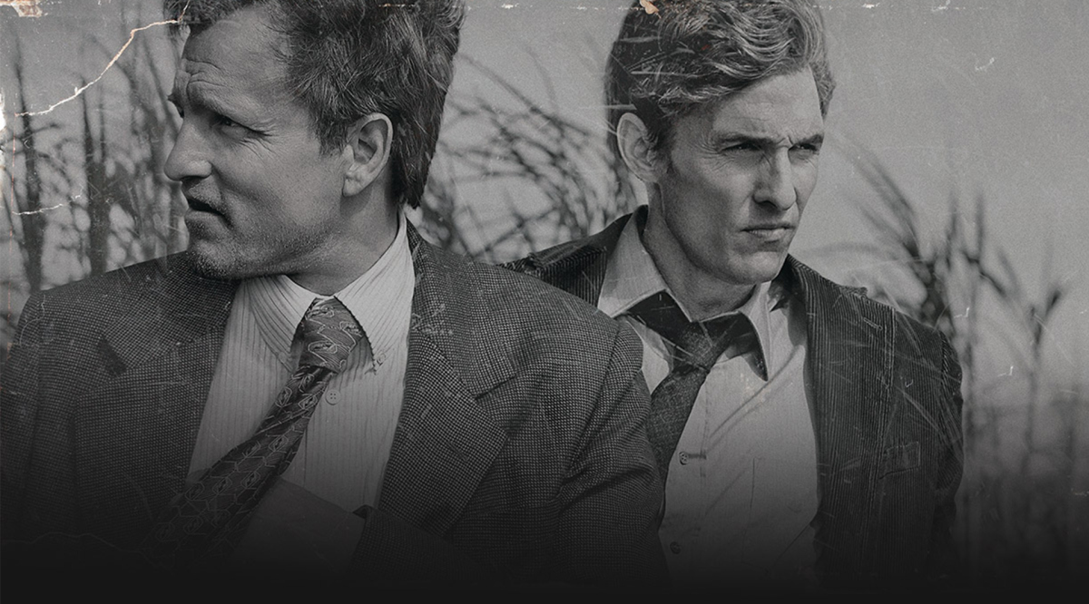 """True Detective  Season One, Episode Eight  """"Form and Void"""